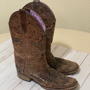 Circle G by Corral Cowgirl Boots Size 10 M